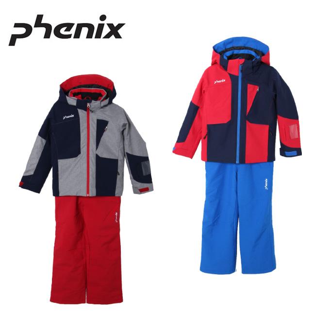 フェニックス Phenix スキーウェア 上下セット ジュニア JR ST PS8G22P81