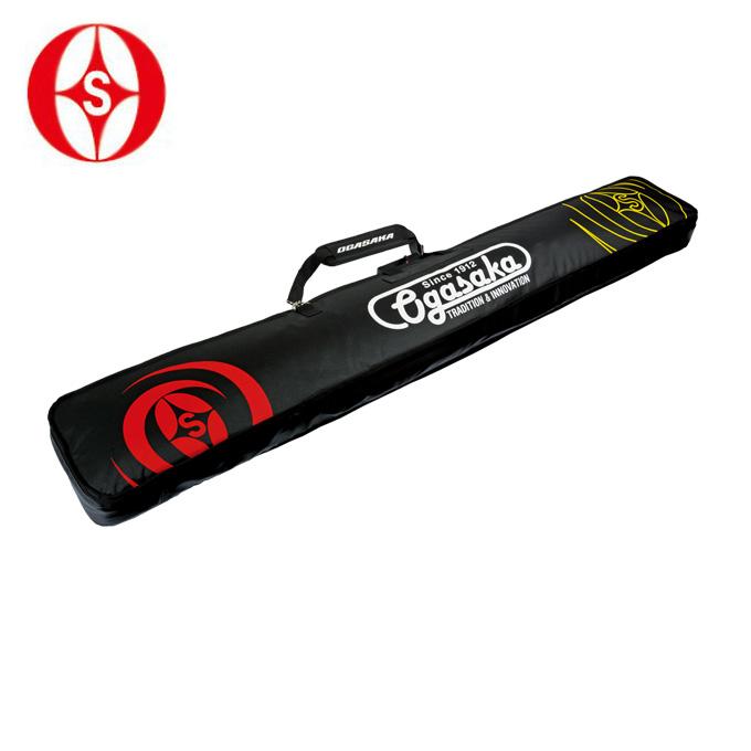 購入後レビュー記入でクーポンプレゼント中 オガサカ スキーケース メンズ 対応スキー板サイズ ~170cm迄 1本用 OGASAKA 期間限定お試し価格 ONE 激安価格と即納で通信販売 DX