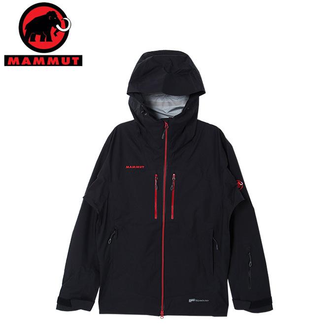 マムート MAMMUT スキーウェア ジャケット メンズ SNOW TRICK Jacket 1010-26241