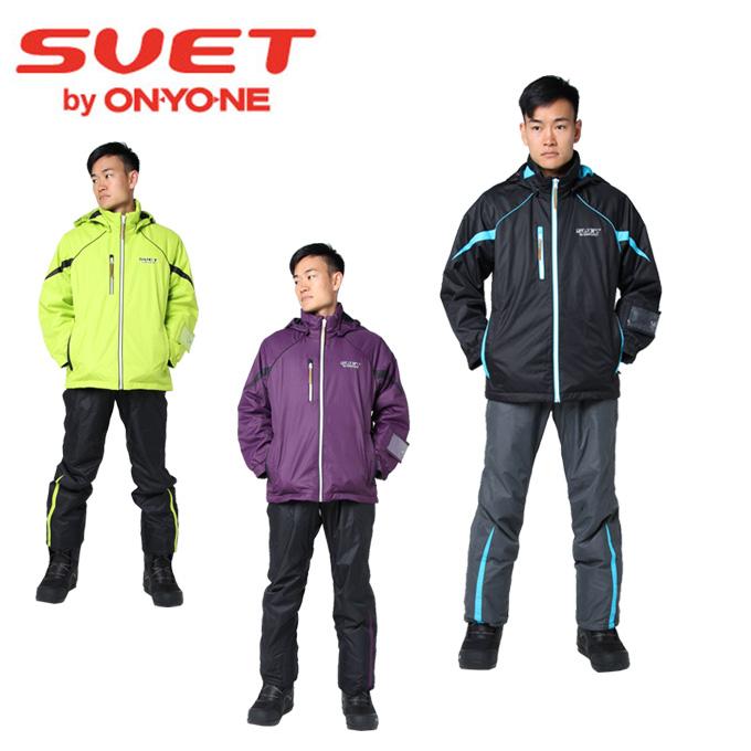 スベート SVET スキーウェア 上下セット メンズ SKI ST SVS90001