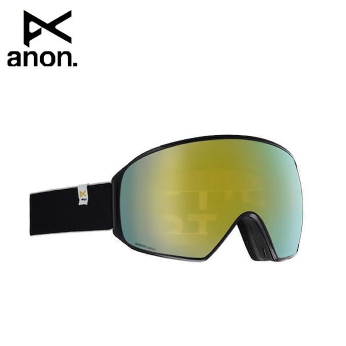 【クーポン利用で2000円引 1/24 20:00~1/28 1:59】 アノン ANON スキー スノーボードゴーグル メンズ M4 CYLINDRICAL - ASIAN FIT スペア Fマスク付 203401