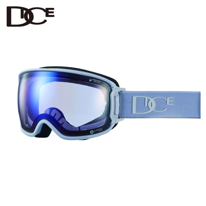 ダイス DICE スキー・スノーボードゴーグル メンズ レディース HIGH ROLLER HR84265MAW