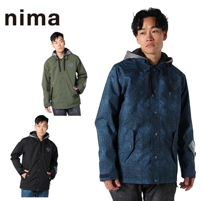 ニーマ nima スノーボードウェア ジャケット メンズ SNB JK NB-4003