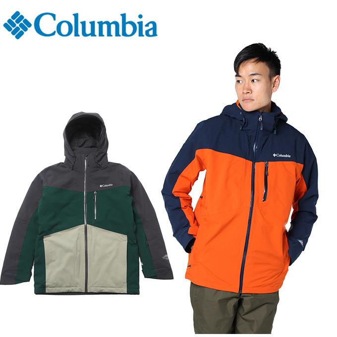コロンビア スノーボードウェア ジャケット メンズ SNB JK WE1122 Columbia