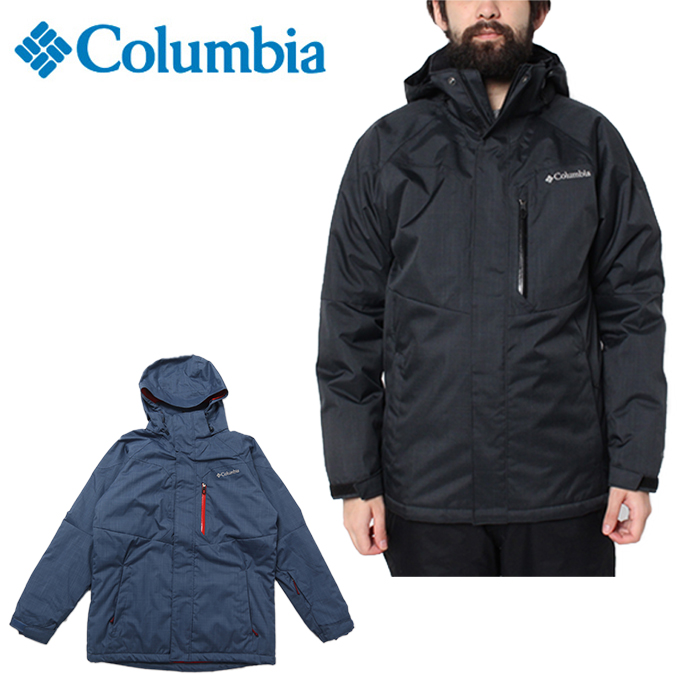 コロンビア スノーボードウェア ジャケット メンズ アルパインアクションジャケット WE1058 Columbia