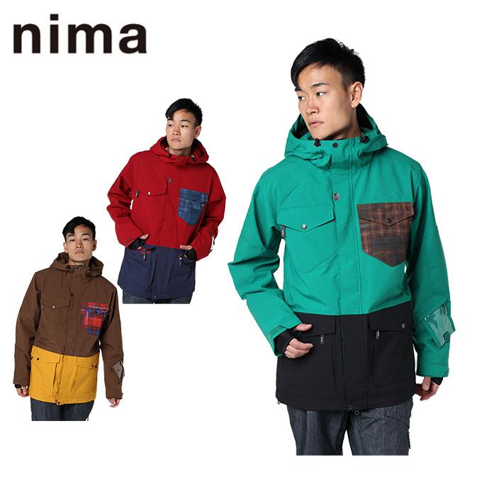 お気にいる ニーマ nima nima NB-1005 スノーボードウェア ジャケット メンズ SNB SNB JK NB-1005, ツクイマチ:33deb8a9 --- business.personalco5.dominiotemporario.com