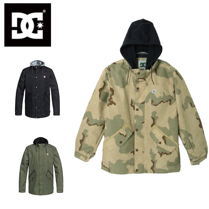 ディーシー DC スノーボードウェア ジャケット メンズ UNION JKT EDYTJ03064