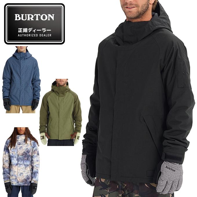 バートン BURTON スノーボードウェア ジャケット メンズ Men's Hilltop Jacket 130661