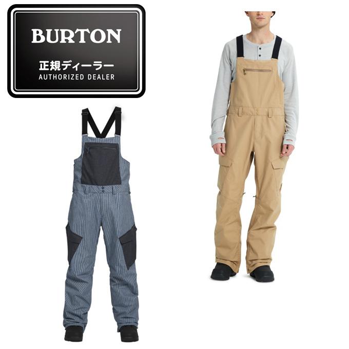 バートン BURTON スノーボードウェア パンツ メンズ Reserve Bib Pant 150031