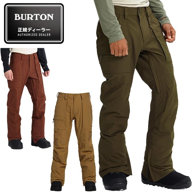バートン BURTON スノーボードウェア パンツ メンズ SOUTHSIDE PANT SLIM 101931
