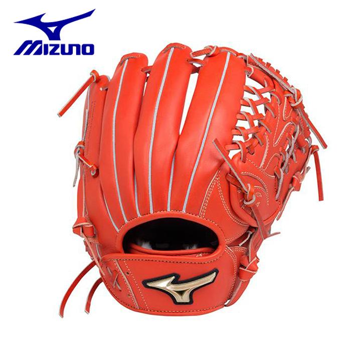 ミズノ 野球 一般軟式グラブ 外野手用 メンズ レディース グローバルエリート UMiX U2 サイズ11 1AJGR18410 MIZUNO