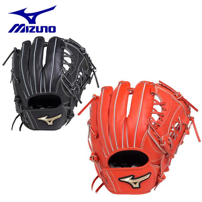 ミズノ MIZUNO 野球 一般軟式グラブ オールラウンド用 メンズ レディース グローバルエリート UMiX U4 サイズ9 1AJGR18440 MIZUNO