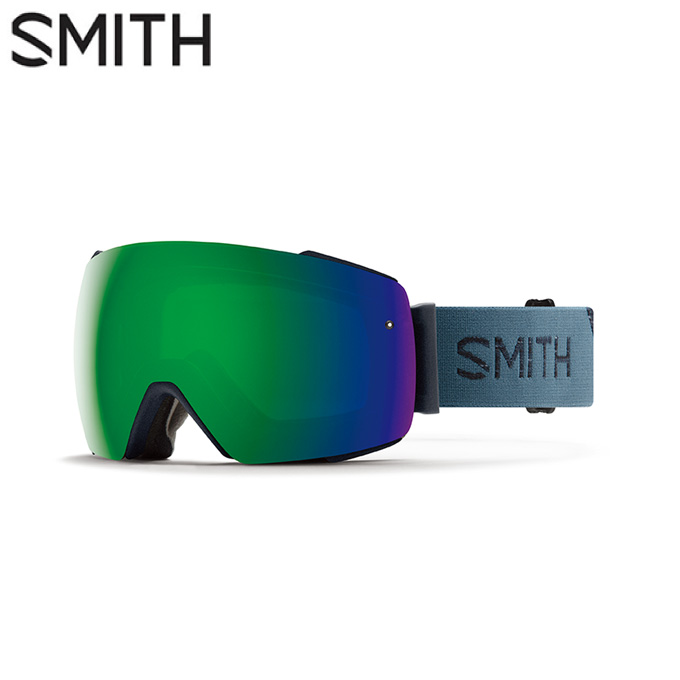 スミス SMITH スキー・スノーボードゴーグル メンズ レディース 限定 GOGGLE スペアレンズ付 I/O MAG PETROL