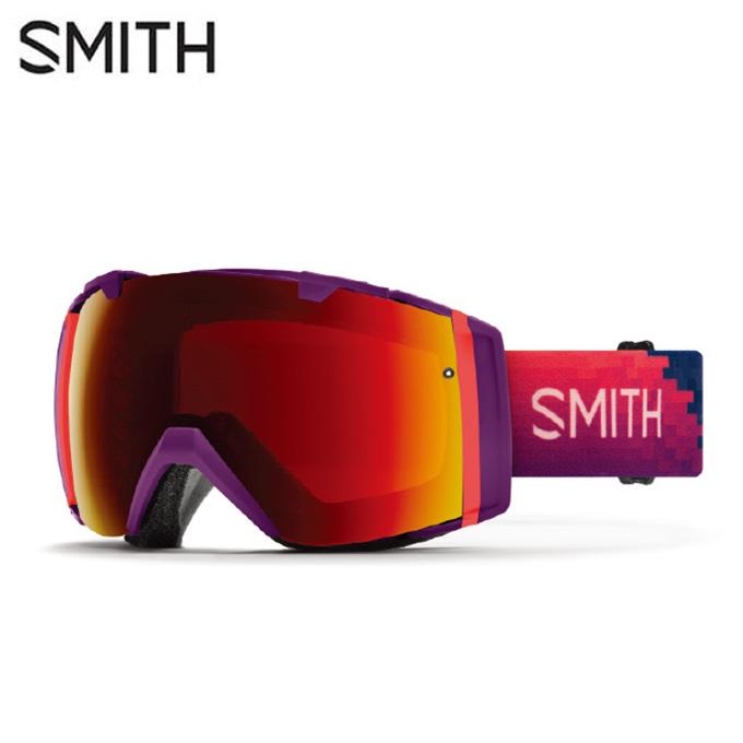 【ポイント3倍 10/11 8:59まで】 スミス スキー スノーボード ゴーグル メンズ レディース IO アジアンフィット スペアレンズ付 I/O MONARCH RESET SMITH スキーゴーグル ボードゴーグル