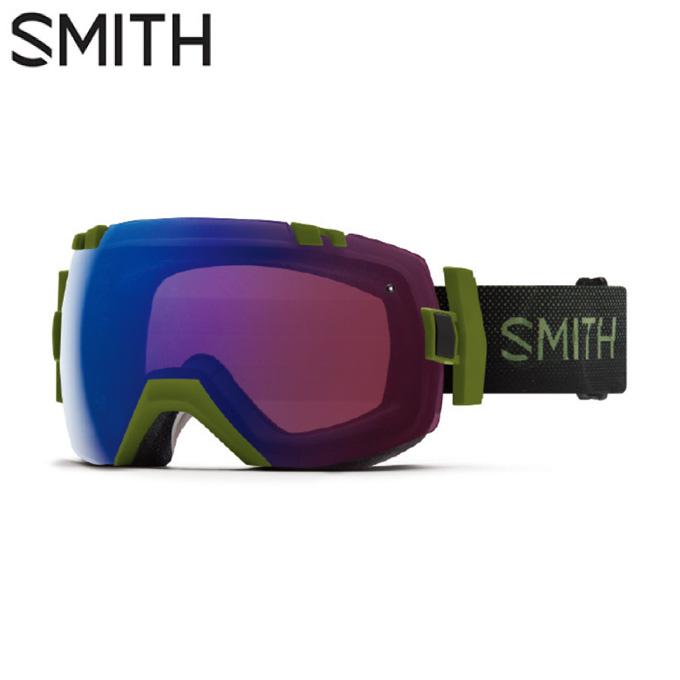 スミス スキー スノーボード ゴーグル メンズ レディース IOX 眼鏡対応 アジアンフィット スペアレンズ付 I/OX MOSS SURPLUS SMITH スキーゴーグル ボードゴーグル