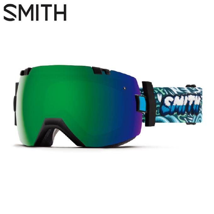 【ポイント3倍 10/11 8:59まで】 スミス スキー スノーボード ゴーグル メンズ レディース IOX 眼鏡対応 アジアンフィット スペアレンズ付 I/OX TALL BOY SMITH スキーゴーグル ボードゴーグル