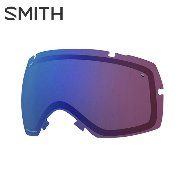 【ポイント3倍 10/11 8:59まで】 スミス SMITH スキー スノーボードゴーグル ゴーグルレンズ I/OX CP PHOTO ROSE FLASH