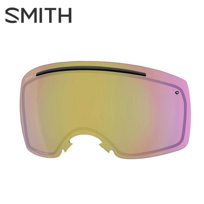 【店頭受取不可商品】スミス SMITH スキー スノーボードゴーグル ゴーグルレンズ I/O7 CP STORM YELLOW FLASH
