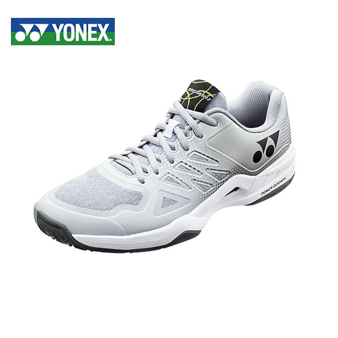 ヨネックス テニスシューズ オールコート メンズ レディース パワークッションエアラスダッシュ2ワイド AC SHTAD2WA-011 YONEX ホワイト