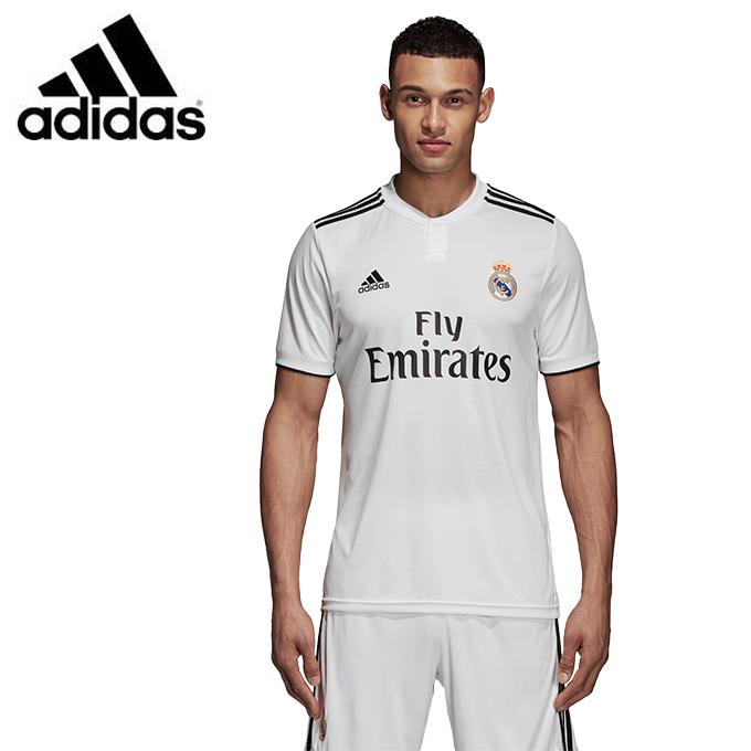 アディダス サッカーウェア レプリカシャツ メンズ レアル マドリード ホーム ユニフォーム DH3372 ENO34 adidas