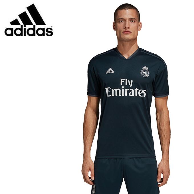 アディダス サッカーウェア レプリカシャツ メンズ レアル マドリード アウェイ ユニフォーム CG0584 ENO28 adidas