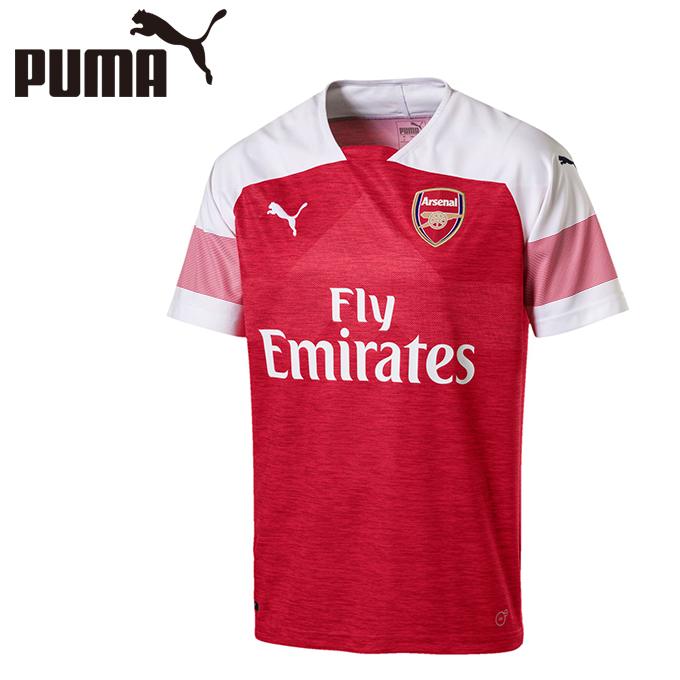 プーマ サッカーウェア レプリカシャツ メンズ ARSENAL SS ホーム レプリカシャツ アーセナル 753209 PUMA
