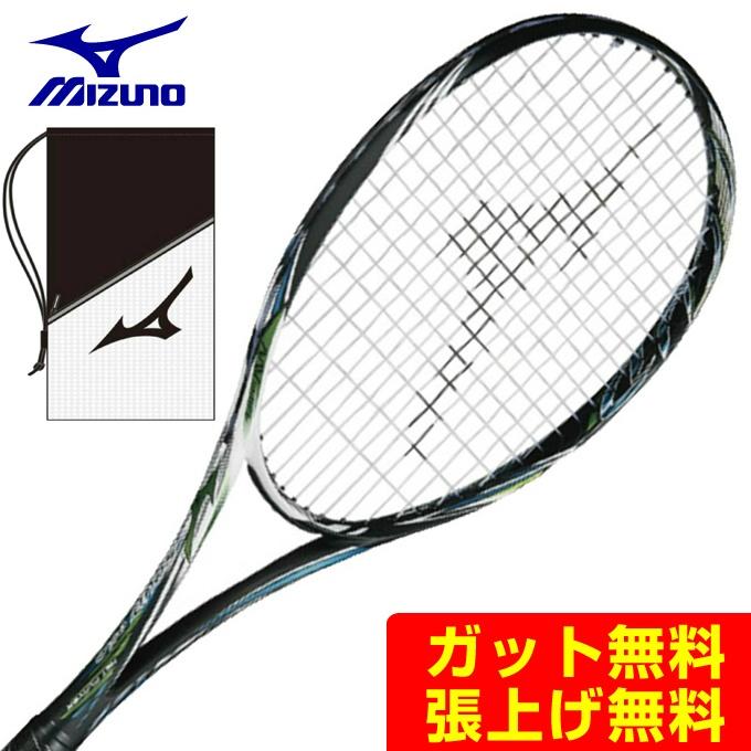 ミズノ ソフトテニスラケット 前衛 メンズ レディース SCUD 05-C スカッド 63JTN85627 MIZUNO