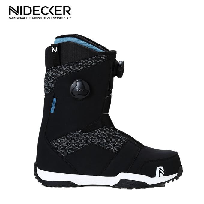 ナイデッカー NIDECKER スノーボードブーツ ダイヤルタイプ メンズ トランジット TRANSIT