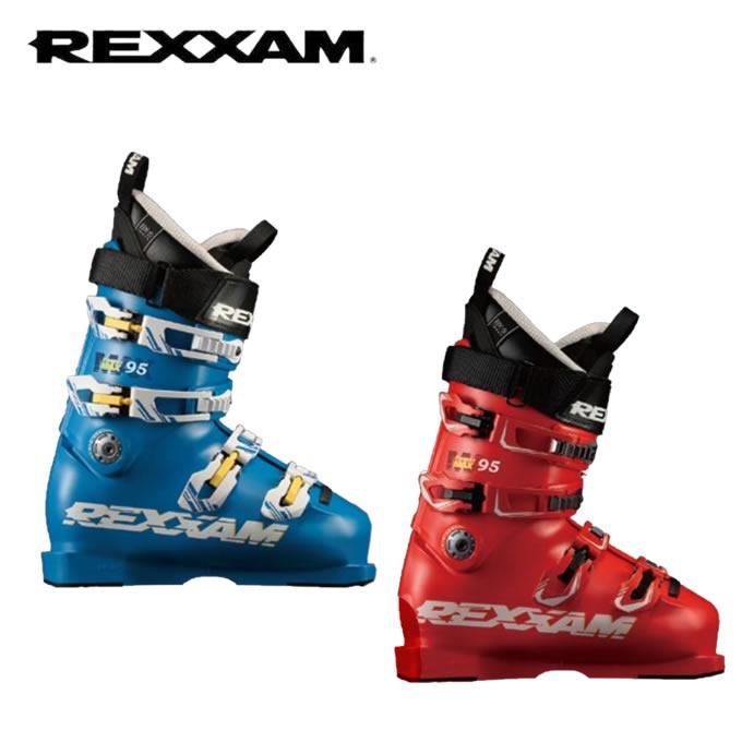 レグザム REXXAM スキーブーツ メンズ POWER MAX 95 BX-Sインナー POWER MAX 95