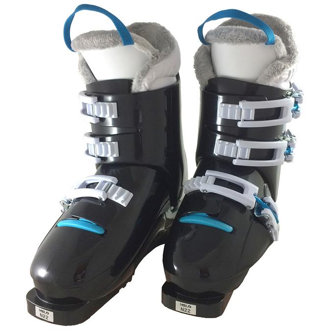 【スキー用品クーポンで10%OFF 12/19 20:00~12/26 1:59】 ヘルト(HELD) スキーブーツ ジュニア JRバックルブーツ EZ8