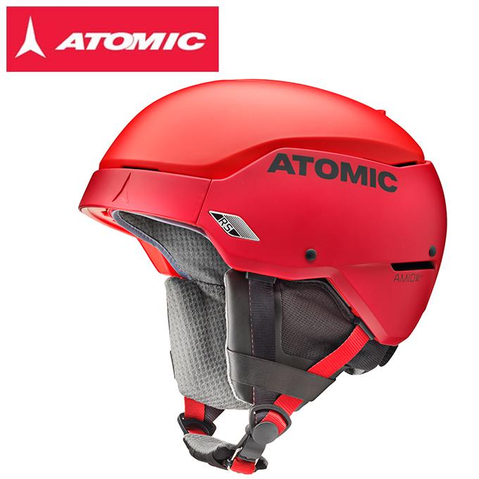 【クーポン利用で1,000円引 11/4 20:00~11/11 23:59】 アトミック ATOMIC スキー・スノーボードヘルメット メンズ レディース COUNT AMID RS AN5005562