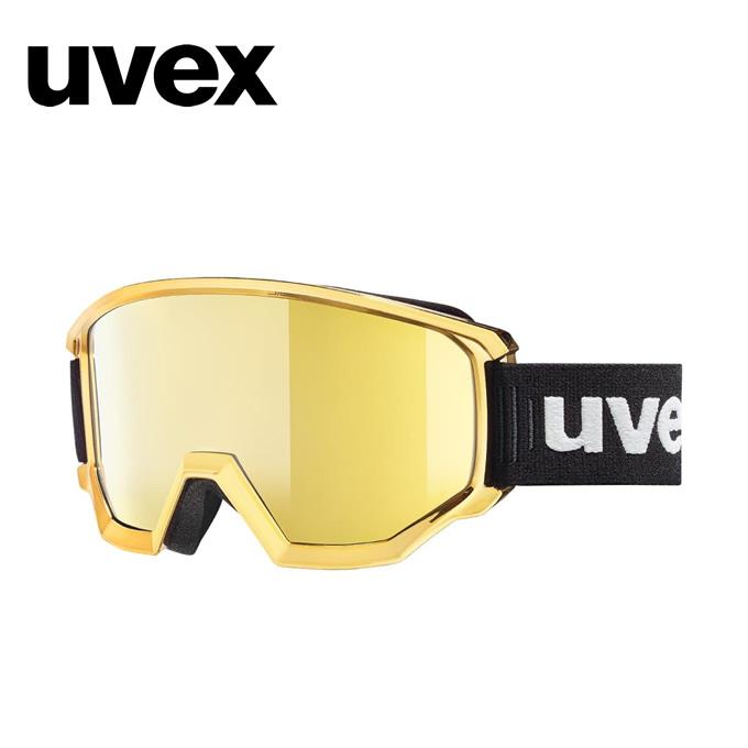【ウインターアクセサリクーポンで10%OFF 12/19 20:00~12/26 1:59】 ウベックス uvex スキー スノーボード ゴーグル メンズ レディース 眼鏡対応 uvex athletic FM chrome 55.0.521.6030 スキーゴーグル ボードゴーグル