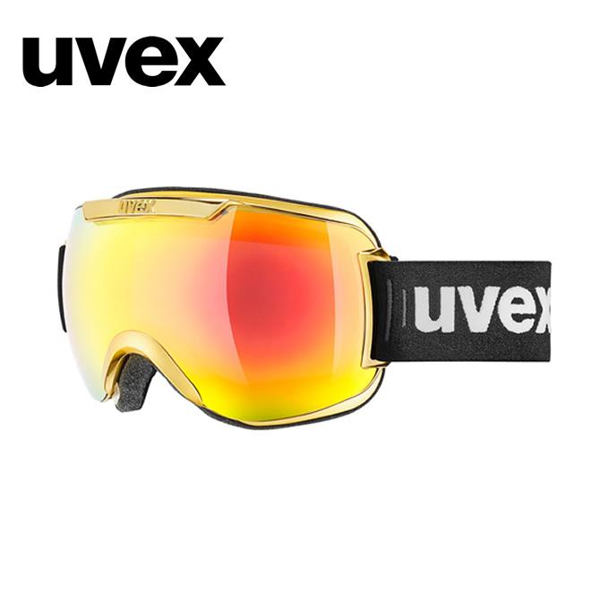 ウベックス uvex スキー スノーボード ゴーグル メンズ レディース uvex downhill 2000 FM chrome 55.0.112.6026 スキーゴーグル ボードゴーグル