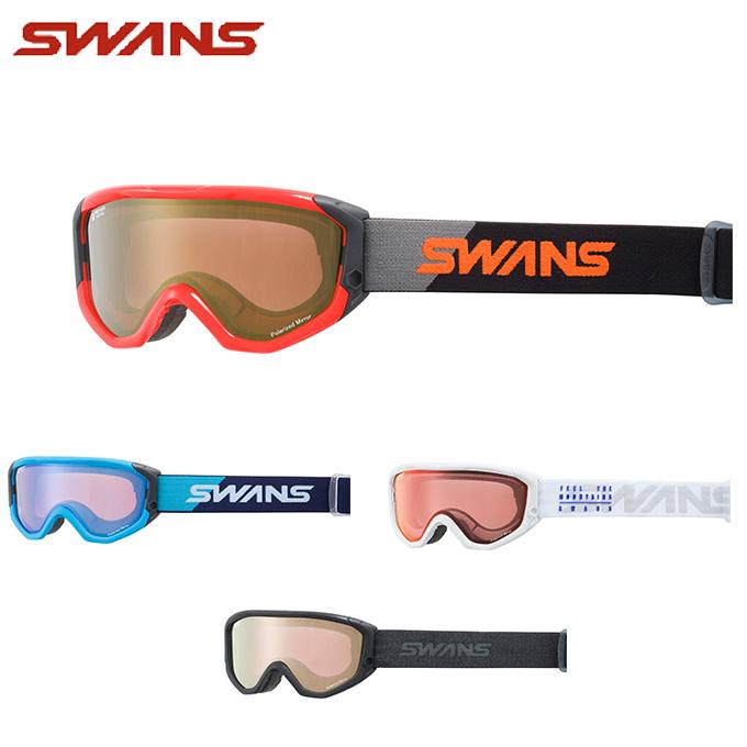 スワンズ SWANS スキー・スノーボードゴーグル メンズ レディース GOGGLE 634-MPDH-PAF