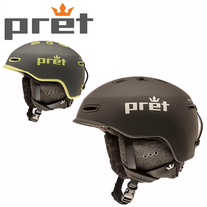 プレット PRET スキー・スノーボードヘルメット メンズ レディース Cynic