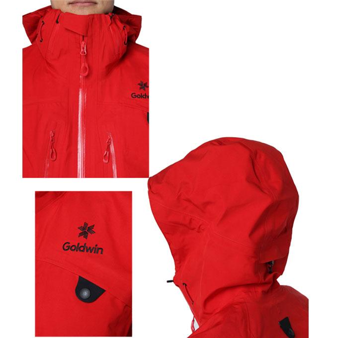 【ポイント3倍 10/11 8:59まで】 ゴールドウィン GOLDWIN スキーウェア ジャケット メンズ アリスジャケット Arris Jacket G01800P
