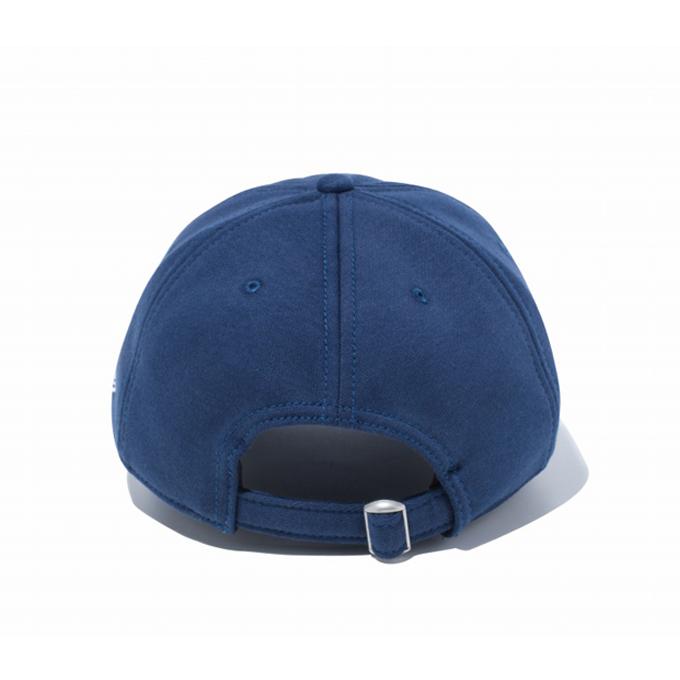 【10,000円以上でクーポン利用可能 4/14 23:59まで】ニューエラ NEW ERA キャップ 帽子 メンズ レディース 9THIRTY クロスストラップ カラースウェット ニューヨーク・ヤンキース ミニロゴ ネイビー × スノーホワイト 11781540