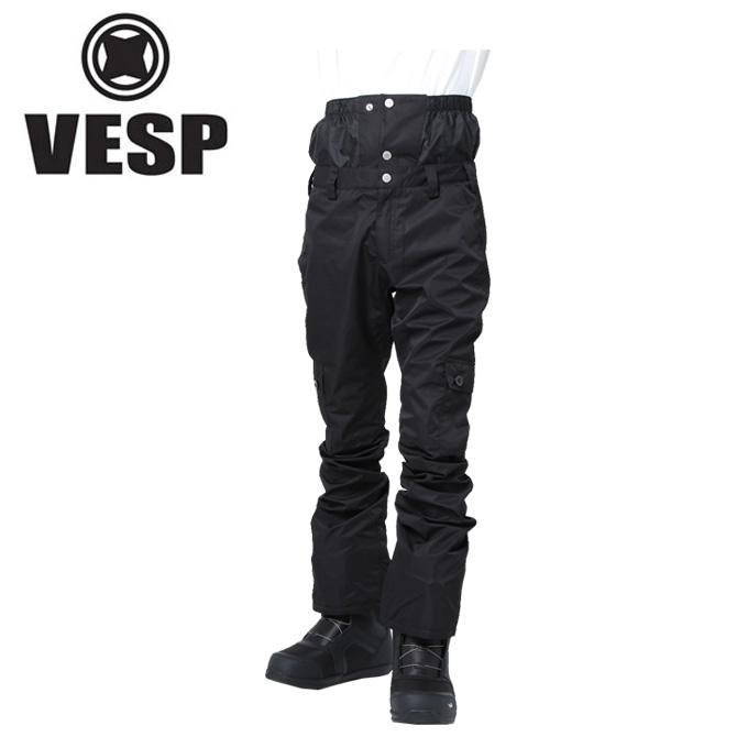 ベスプ VESP スノーボードウェア パンツ メンズ SNB PT VPMP18-04M