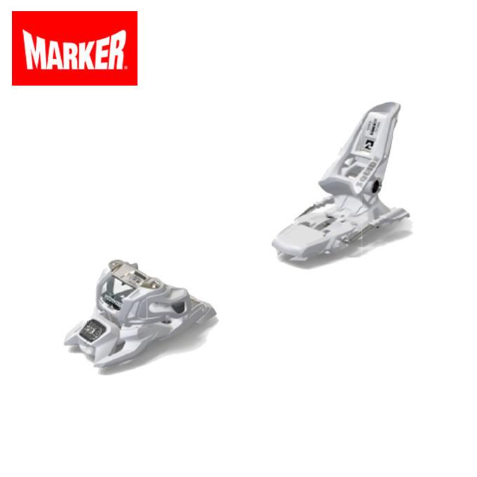 マーカー MARKER スキービンディング メンズ レディース スクワイア SQUIRE 11 ID WH 110mm