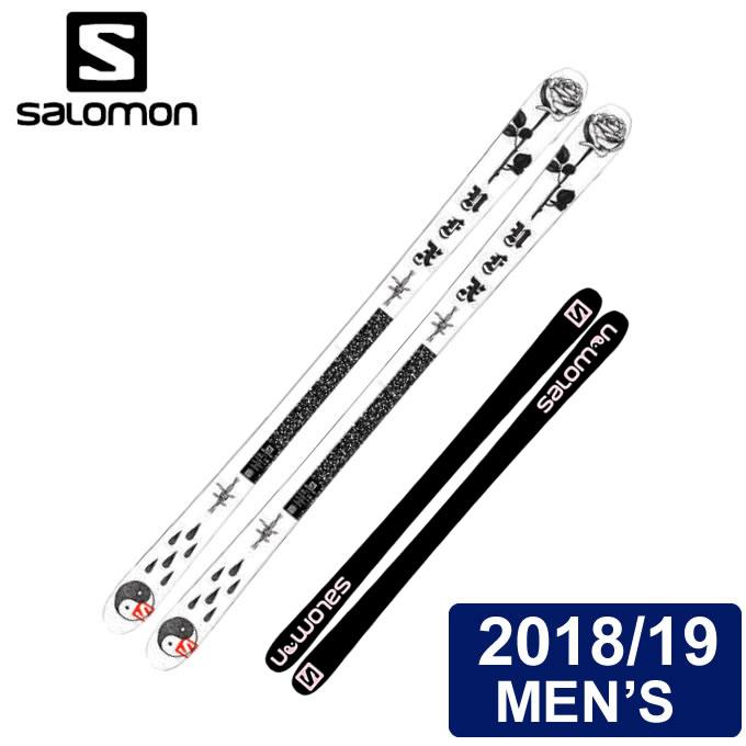 【ポイント3倍 10/11 8:59まで】 サロモン スキー板 フリースタイルスキー メンズ NFX 405245 salomon