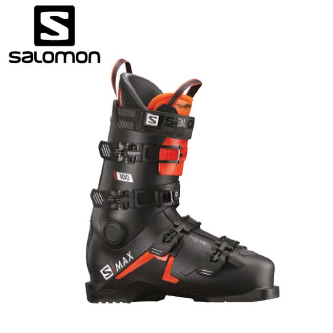 【ポイント3倍 10/11 8:59まで】 サロモン スキーブーツ メンズ S/MAX 100 エスマックス 100 L40547800 salomon