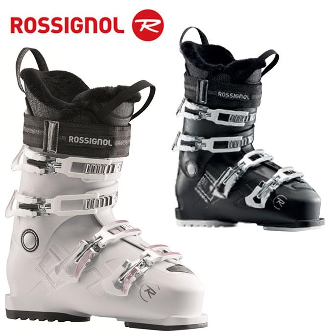 ロシニョール ROSSIGNOL スキーブーツ レディース PURE CONFORT 60 WHITE GREY RBH8230