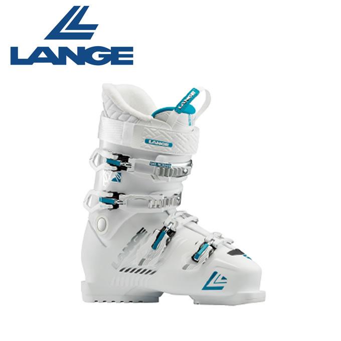 【ポイント3倍 10/11 8:59まで】 ラング LANGE スキーブーツ レディース SX 70 W White -aquamarine LBH6260