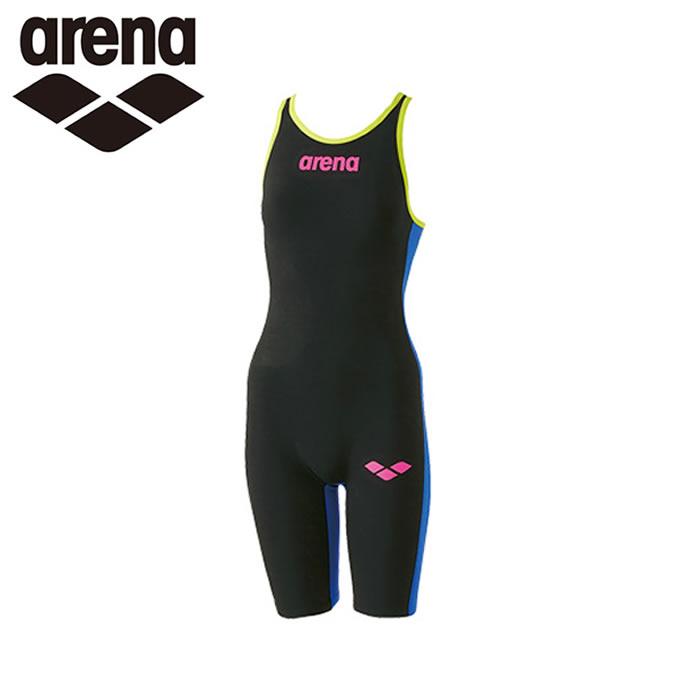 アリーナ arena FINA承認 競泳水着 ハーフスパッツ レディース POWERSKIN CARBON-AIR ハーフスパッツオープンバック FAR-M6504W