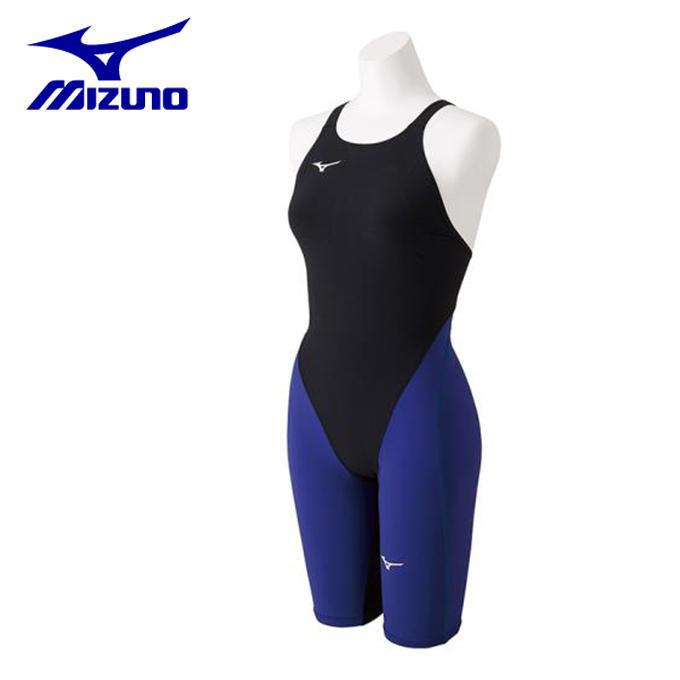 【5/5はクーポンで1000円引&エントリーかつカード利用で5倍】 ミズノ FINA承認 競泳水着 レディース MX-SONIC G3 ハーフスーツ N2MG8711-92 MIZUNO