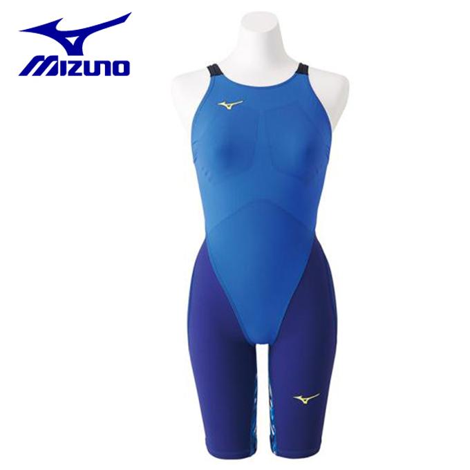 ミズノ FINA承認 競泳水着 レディース MX-SONIC G3 ハーフスーツ N2MG8712-27 MIZUNO