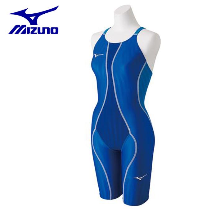 ミズノ FINA承認 競泳水着 レディース FX-SONIC ハーフスーツ N2MG8230-27 MIZUNO