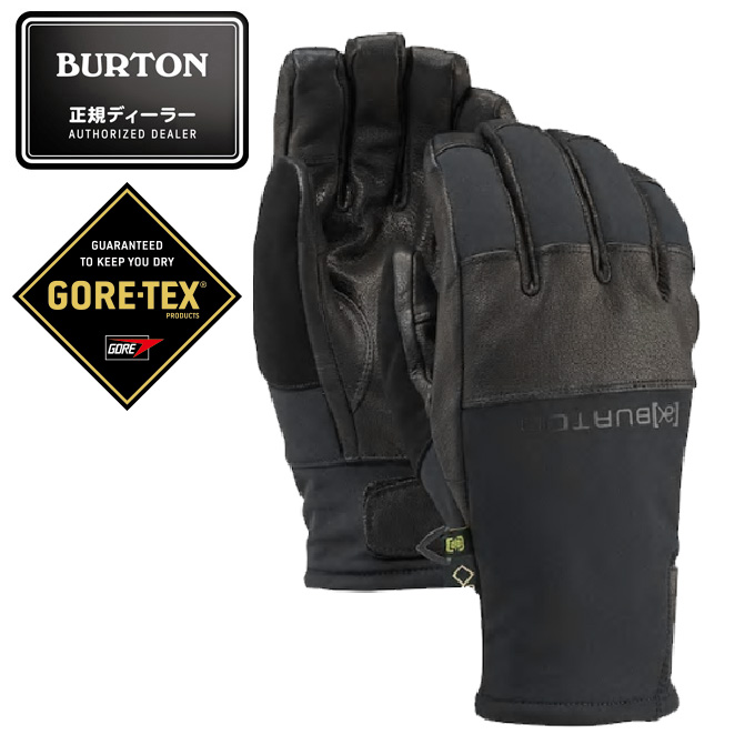 バートン スノーボードグローブ メンズ ゴアテックス ak GORE-TEX Clutch Glove 102941 BURTON