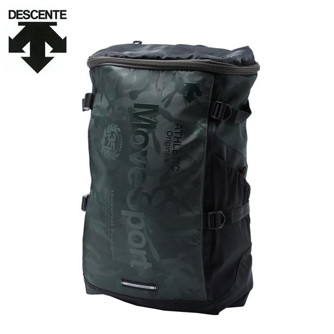 デサント DESCENTE バックパック メンズ レディース スクエアバックパック 30L DMALJA04-JKHK