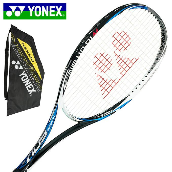 ヨネックス ソフトテニスラケット 前衛 メンズ レディース NEXIGA 50V ネクシーガ NXG50V-493 YONEX